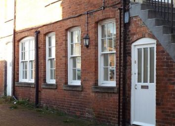 Thumbnail 2 bed flat to rent in 17 High Street, Uttoxeter
