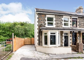 Thumbnail 3 bed end terrace house for sale in Birchgrove, Tirphil, New Tredegar