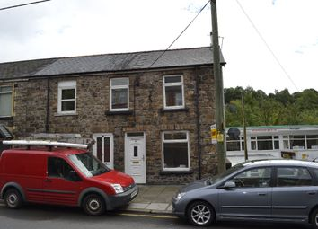 Thumbnail 2 bedroom terraced house to rent in Snatchwood Road, Abersychan, Pontypool