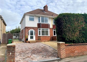Thumbnail 3 bedroom semi-detached house for sale in Oakley Road, Millbrook, Southampton