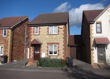 Thumbnail 3 bed detached house to rent in Juniper Way, Bradley Stoke, Bristol