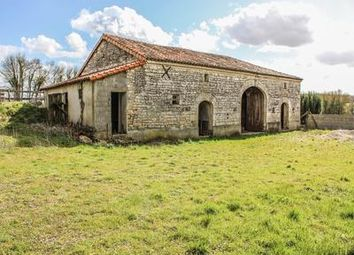 Thumbnail Barn conversion for sale in Courcome, Charente, France