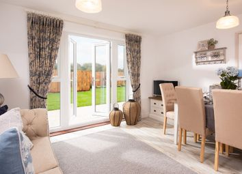 "Thumbnail 4 bed end terrace house for sale in ""Kingsville"" at Tiber Road, North Hykeham, Lincoln"