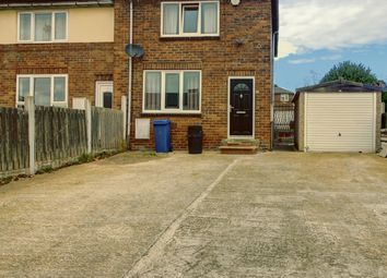 Thumbnail 2 bed semi-detached house for sale in Windermere Avenue, Goldthorpe, Rotherham