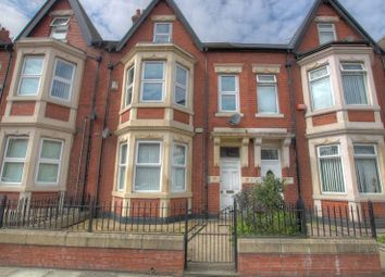 Thumbnail 4 bed maisonette for sale in Wingrove Road, Newcastle Upon Tyne