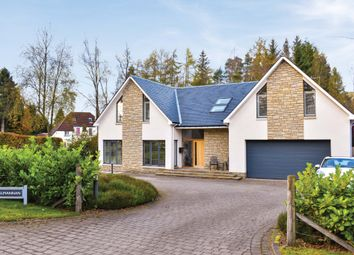 Thumbnail 5 bedroom detached house for sale in Moor Road, Strathblane, Stirlingshire