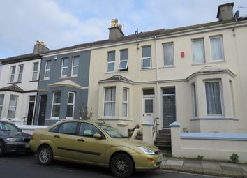 Thumbnail 3 bed property to rent in Gifford Place, Mutley, Plymouth