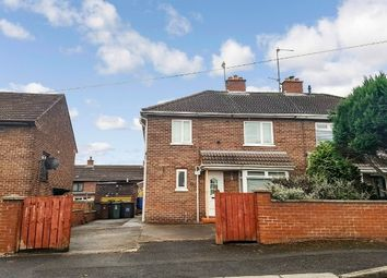 Thumbnail 3 bed semi-detached house to rent in Delacherois Avenue, Lisburn