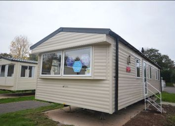 Thumbnail 3 bed mobile/park home for sale in Dawlish Holiday Park, Warren Rd, Dawlish Warren, Dawlish