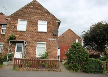 Thumbnail 3 bed semi-detached house for sale in Finchale Road, Framwellgate Moor, Durham