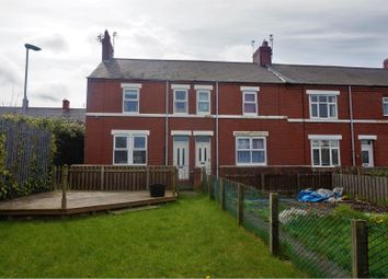 Thumbnail 3 bed end terrace house for sale in North View, Ashington