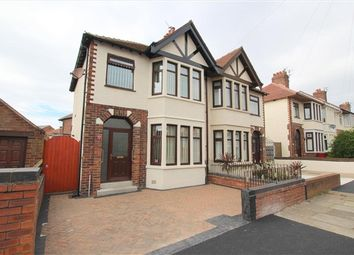 Thumbnail 3 bed property for sale in Royal Avenue, Blackpool