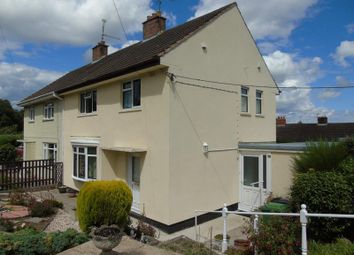 Thumbnail 3 bed semi-detached house for sale in Whitechapel Road, Bream, Lydney
