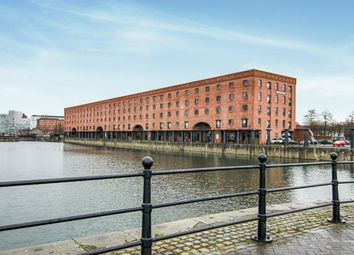 Thumbnail 2 bedroom flat for sale in South Quay, Liverpool, Merseyside