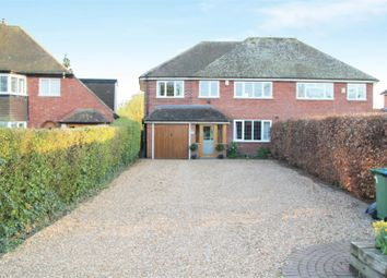 Thumbnail 4 bed semi-detached house for sale in Loxley Road, Stratford-Upon-Avon