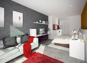 Thumbnail 1 bed flat for sale in Salisbury Street, Liverpool