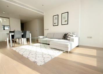 Thumbnail 1 bed flat to rent in Southbank Tower, Upper Ground, London