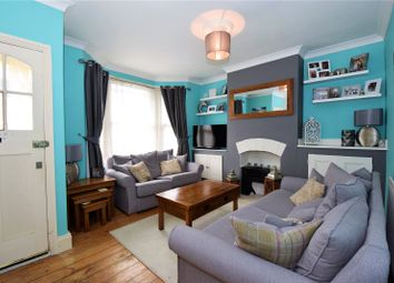 Thumbnail 2 bedroom terraced house for sale in Knockhall Chase, Greenhithe