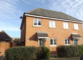 Thumbnail 1 bed end terrace house for sale in King John Road, Gillingham