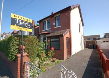 Thumbnail 3 bed detached house for sale in Daggers Hall Lane, Blackpool