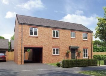 Thumbnail 4 bed detached house for sale in Dark Lane, Morpeth, Northumberland