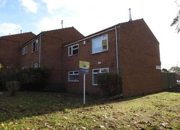 Thumbnail 1 bed maisonette for sale in Aidan Gardens, Top Valley, Nottingham