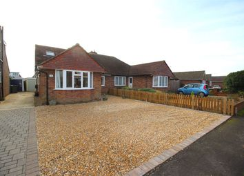 Thumbnail 4 bed semi-detached bungalow for sale in Stringers Avenue, Jacob's Well, Guildford