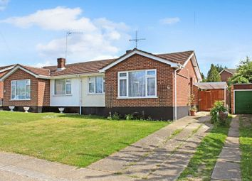 Thumbnail 2 bed semi-detached bungalow for sale in Long Meadow Drive, Wickford