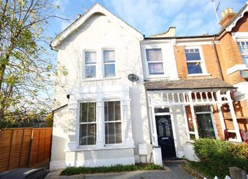 Thumbnail 3 bed flat for sale in Bulwer Road, New Barnet, Hertfordshire