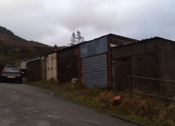 Thumbnail Land for sale in Scott Street, Treherbert