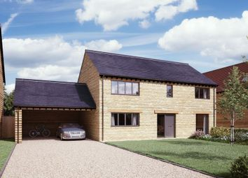 Thumbnail 3 bed detached house for sale in Park Farm Place, Northmoor, Near Standlake.