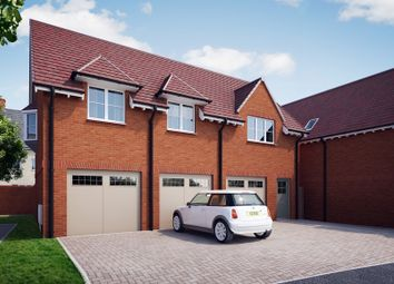 """Thumbnail 2 bedroom flat for sale in """"The Coach House"""" at William Morris Way, Tadpole Garden Village, Swindon"""