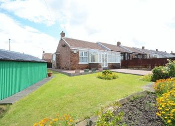 Thumbnail 2 bed bungalow for sale in Hexham Avenue, Seaham