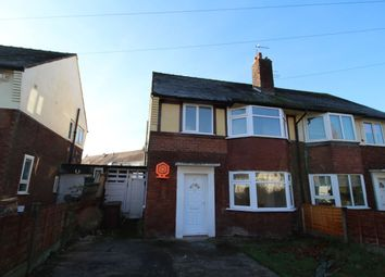 Thumbnail 4 bed semi-detached house to rent in Dorset Avenue, Cheadle Hulme, Cheadle