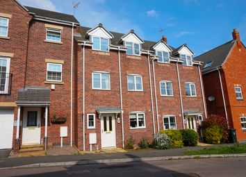 Thumbnail 4 bedroom town house for sale in Hollands Way, Kegworth, Derby