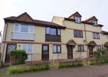 Thumbnail 1 bed terraced house for sale in Warrilow Close, Weston-Super-Mare
