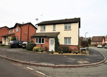 Thumbnail 2 bed detached house for sale in Gains Avenue, Bicton Heath, Shrewsbury