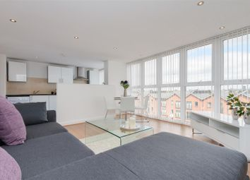 Thumbnail 1 bed flat to rent in Cotton Square, Claremont Road, Manchester
