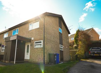 Thumbnail 2 bed flat for sale in Owlthorpe Rise, Mosborough, Sheffield