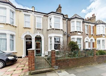 Thumbnail 4 bed terraced house for sale in Honley Road, London