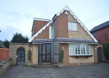 Thumbnail 3 bed detached house for sale in Preston Road, Whittle Le Woods, Chorley
