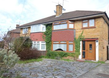 Thumbnail 3 bedroom semi-detached house to rent in Stubbs Moor Road, Farnborough