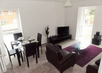 Thumbnail 2 bed flat to rent in Fairfax Mews, Church Road East, Farnborough, Hampshire