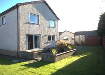 Thumbnail 4 bed detached house for sale in Brilon Court, Thurso, Caithness.