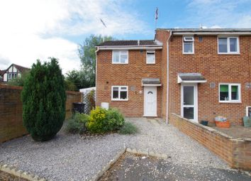 Thumbnail 2 bed end terrace house to rent in Alveston Close, Westlea, Swindon