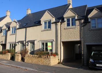 Thumbnail 4 bedroom town house to rent in Jacobs Piece, Fairford