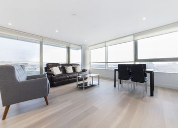Thumbnail 1 bed flat to rent in Corsair House, 5 Starboard Way, Royal Wharf, Silvertown, London