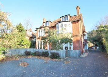 Thumbnail 2 bedroom flat for sale in Portchester Road, Charminster, Bournemouth