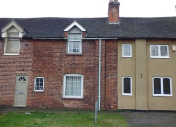 Thumbnail 2 bedroom cottage to rent in Brookfield Cottages, Acresford, Swadlincote