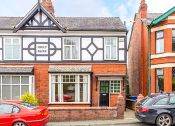 Thumbnail 3 bed semi-detached house for sale in Chorley Road, Standish, Wigan